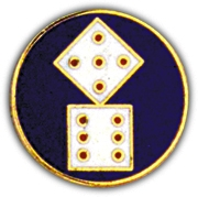 11TH ARMY CORPS LAPEL PIN