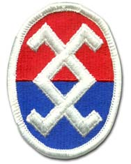 "120TH ARMY RESERVE COMMAND 3"" MILITARY PATCH"