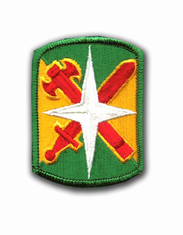 "14TH MILITARY POLICE 3"" MILITARY PATCH"