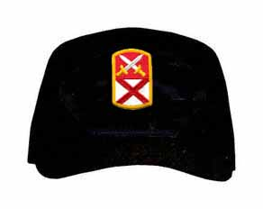 167th Support Command Patch Ball Cap