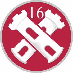 16th Engineering Brigade Decal