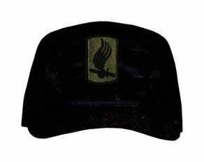 173rd Airborne Brigade Subdued Direct Embroidered Ball Cap
