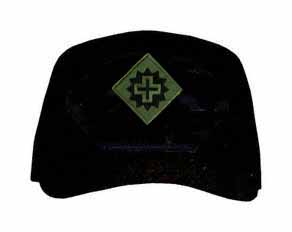 175th Medical Brigade Subdued Patch Ball Cap