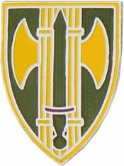 18th Military Police Lapel Pin