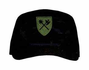 194th Armored Brigade Subdued Direct Embroidered Ball Cap