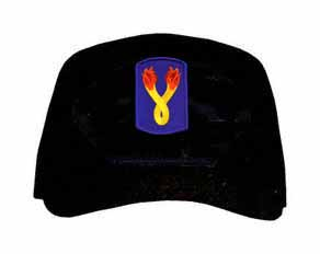 196th Infantry Brigade Direct Embroidered Ball Cap