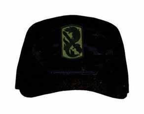 198th Light Infantry Brigade Subdued Patch Ball Cap