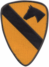 "1st Cavalry 3"" Patch"