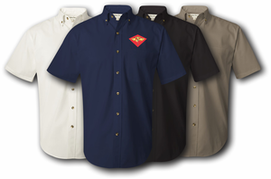 1st Marine Air Wing Button Down Shirt
