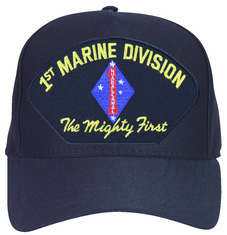 1st Marine Division 'The Mighty First' Ball Cap