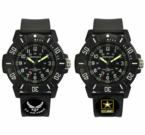 24 Hour Military Time Watch