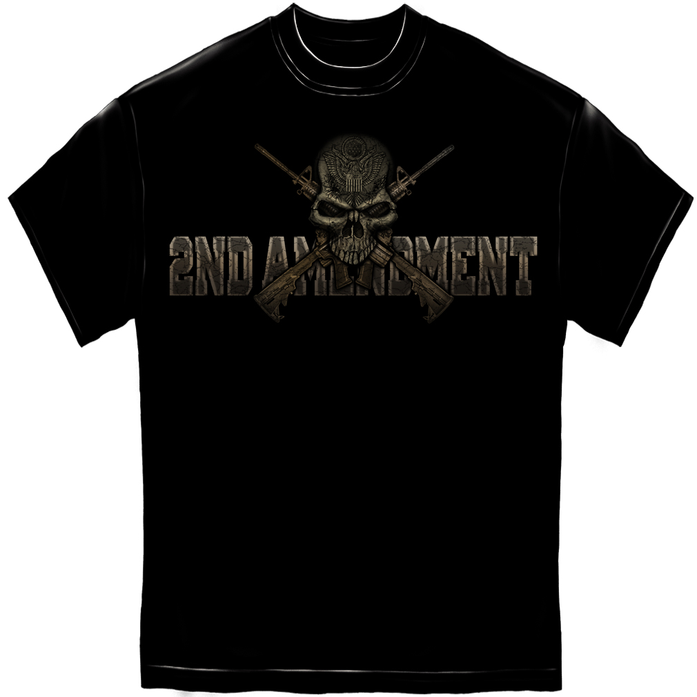 2nd Amendment Protect Ourselves T Shirt