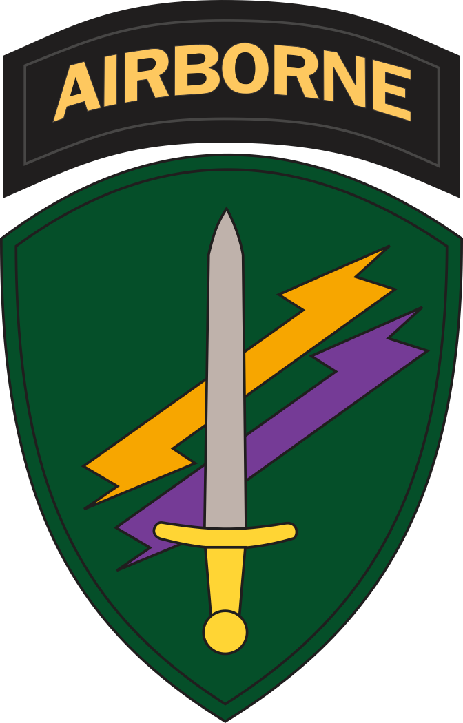 4th Psychological Operations Group Decal