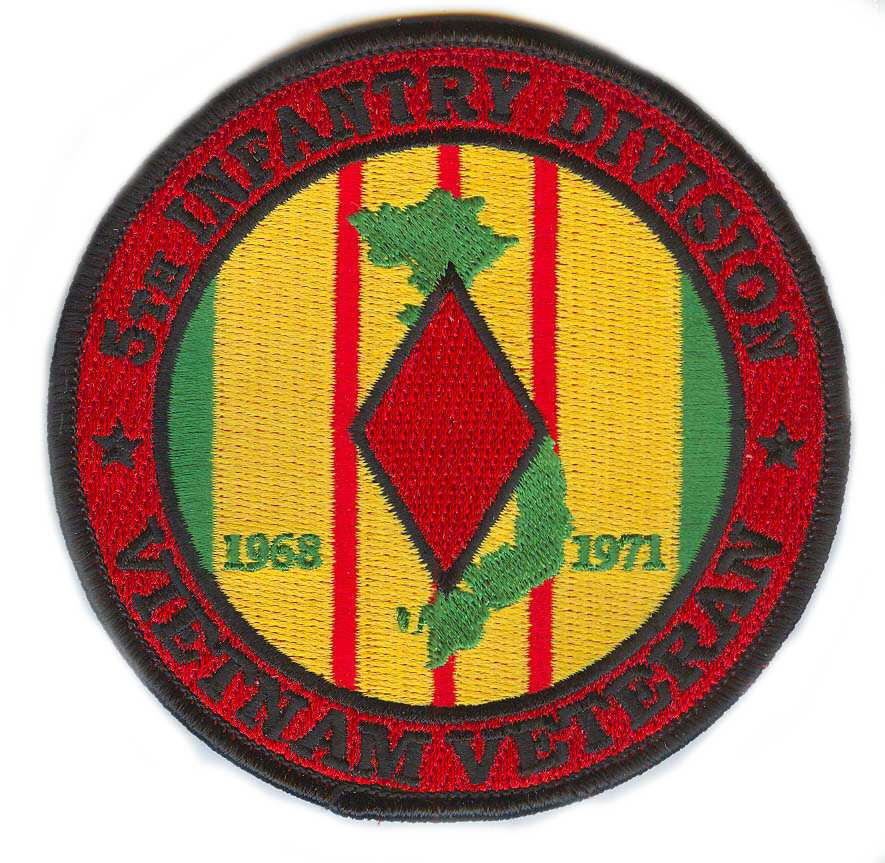 "Military Assistance Command Vietnam Veteran 4"" Patch 