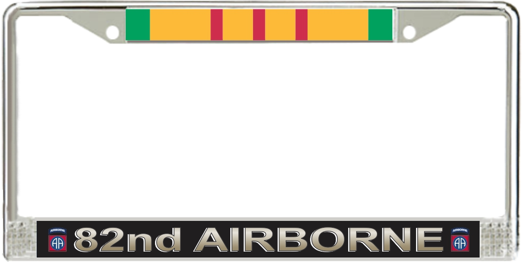 82nd Airborne Division Vietnam Veteran Service Ribbon