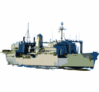 AFS Combat Stores Ships