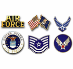 Air Force Lapel Pins
