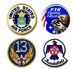 Air Force Patches and Insignias