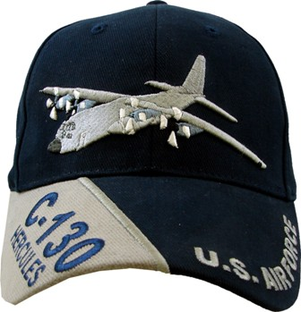 Air Force Usaf C 130 Hercules Embroidered Ball Cap