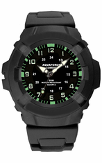 Aquaforce Combat Watch Black Face