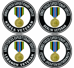 Armed Forces Expeditionary Medal Decals
