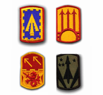 Army ADA Patches ( Air Defense )