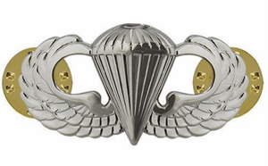 Army Basic Parachutist Badge
