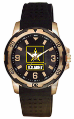 Army Brass Watch