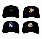 Army Brigade & Regiment Caps