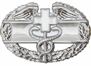 Army Combat Medical 1st Award Badge