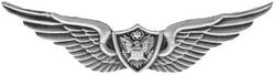 """Army Crewman Wings 2 1/4"""" Badge Size Pin"""