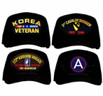 Army Emblematic Ball Caps