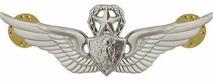 Army Master Aircrew Badge