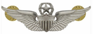 Army Master Aviator Badge