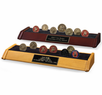 Army, Navy, Air Force, Marine, Coast Guard Challenge Coin Display Racks