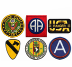 Army Patches and Insignias