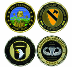 Army Pride Challenge Coins