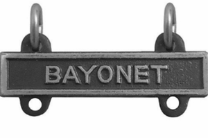 Army Qualification Bayonet
