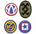 Army Reserve Patches