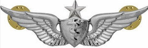 Army Senior Flight Surgeon Badge