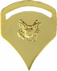 "Army Specialist Rank 1"" Lapel Pin"