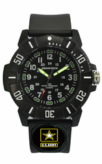US Army 24 Hour Military Time Watch