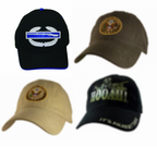 Army Veteran Direct Emboidered Ball Caps