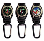 Carabiner Theme Watches