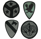Cavalry ACU Patches