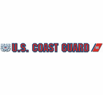 Coast Guard Bumper Stickers and Window Strips