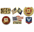 Coast Guard Lapel Pins