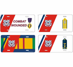 Coast Guard License Plates