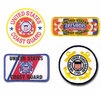 Coast Guard Patches and Insignias