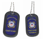 Coast Guard ( USCG ) Dog Tags
